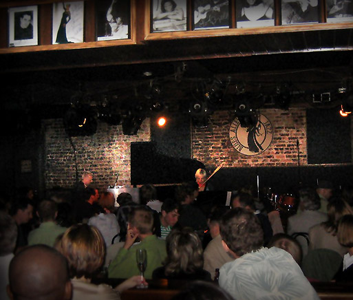 Wolfgang Seligo Duet @ Blues Alley